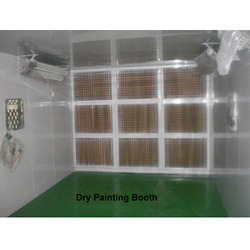 Dry Painting Booth