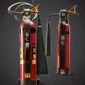 Squeeze Grip Fire Extinguisher