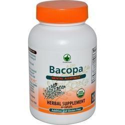 Bacopa Memory Pills