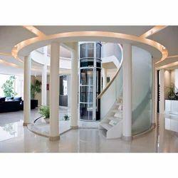 Residential Capsule Lift