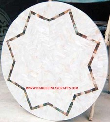 Mother of Pearl Tables