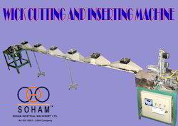 Automatic Wick Cutting Machine