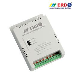 8 Channel CCTV Power Supply with Cable Compensation Switch