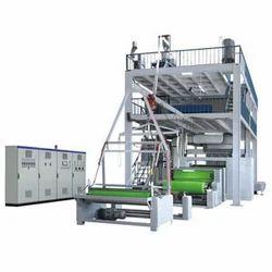PP Spun Bond Fabric Making Machine