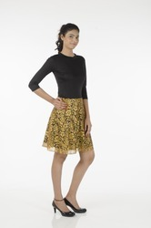Dress Knee Length