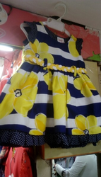 9641e485adfe Kids Top and White Frock Wholesaler