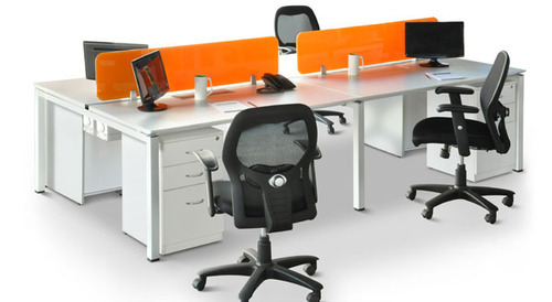Modular Office Furniture - Office Workstation Manufacturer from Noida