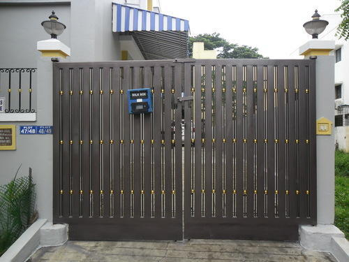 Gate Ms Square Tube Gate Manufacturer From Chennai