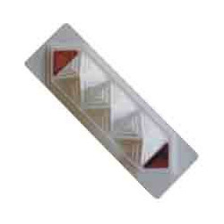 Pyramid Strip -Set of 3