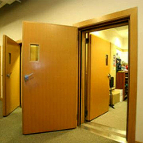 Acoustic Doors & Acoustic Doors - Acoustical Doors Manufacturer from Noida