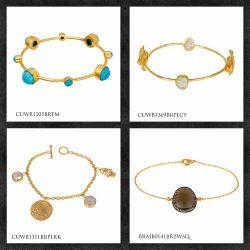 Brass Fashion Bracelets & Bangles