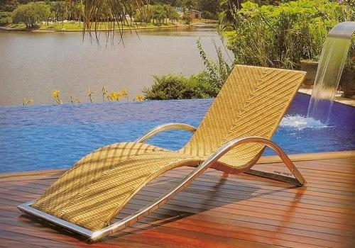 Swimming Pool Furnitures Pool Side Relax Chair Wholesale