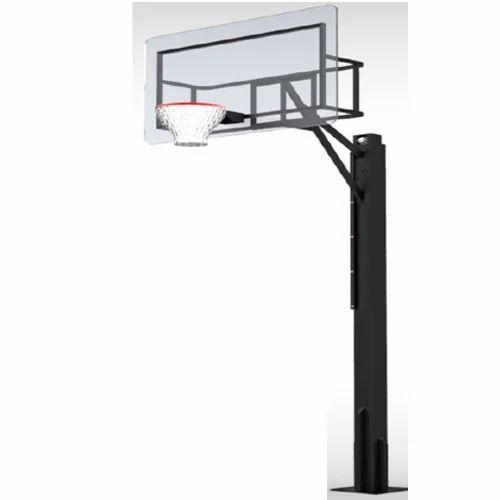 Adjustable Basketball Posts