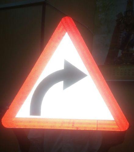 Reflective Traffic Sign Board