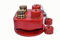 4 Way Inlet Fire Fighting Equipments