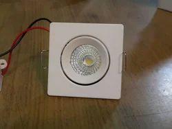10w COB Square Spot Light