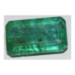 Natural Emerald Of Rectangle Shape