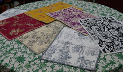 Quilted Designed Placemat