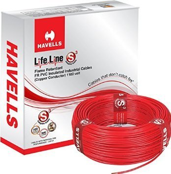 House Electrical Fitting Wire - Havells House Wire Wholesale Trader ...