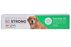So Strong- Denta Paste (With Brush)