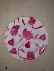 Acrylic Printed Soup Plate
