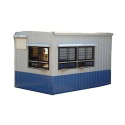 Toll Booth Cabins