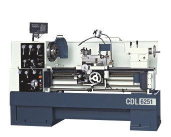 Medium Duty Lathe Machine - DMTG All Geared Imported Lathe