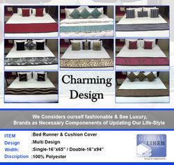 Bed Runners and Cushion Covers