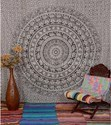 Large Indian Mandala Tapestry Boho Wall Hanging Dorm Decor