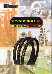 Poly - F V Belts