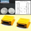 Anti Crane Collision Sensor Device