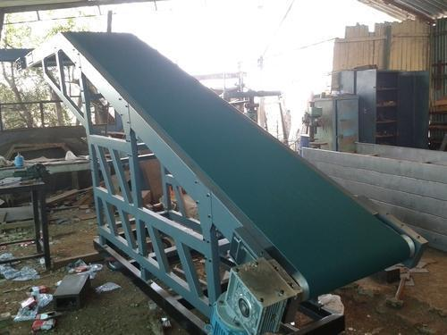 Truck Loading & Unloading Conveyor