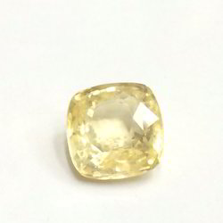 Cylone Yellow Sapphire with Report