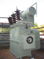 Oil Cooled Auxiliary Transformer