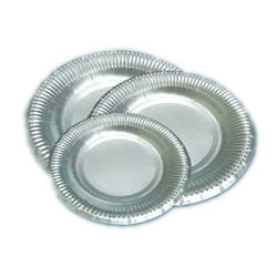 Laminated Paper Plates  sc 1 st  IndiaMART & Disposable Paper Plates - Laminated Paper Plates Manufacturer from ...