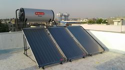 Solar Water Heater - Fpc (Pressurized)