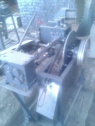 Reverse Forward Chaff Cutter Machine