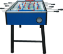 OSEL Foosball Table (Single Color) with Glass