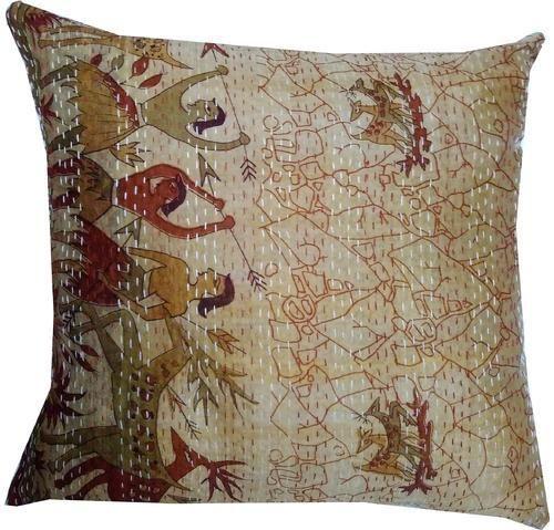 Handmade Silk Cushion Covers