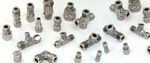 SS Instrumentation Tube Fitting