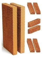 Honey Comb Filter Air Cooling Pad