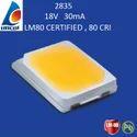 2835 SMD LED 18V 30mA