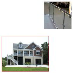 S.S Railing For Home