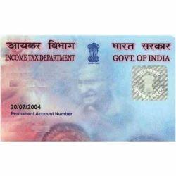 Pan Card Application Service