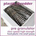 Plastic Shredders