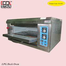 LPG Pizza Oven