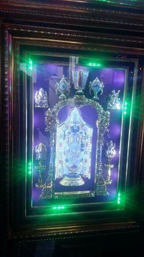 Balaji LED Photo Frame & Ganesha LED Photo Frame Manufacturer from ...