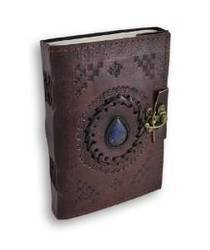celtic leather journal diary notebook