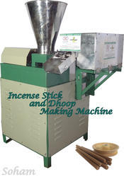 Incense Stick and Dhoop Making Machine
