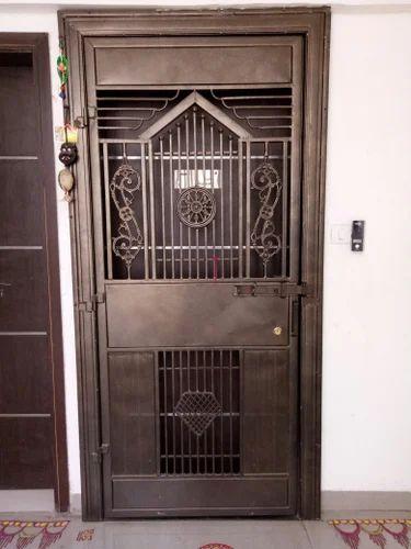 Ms Sliding Home Safety Door Rs 870 Square Feet Sevashree Industries Id 16307291330